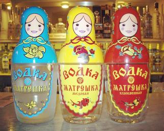 Vodka Tasting in St Petersburg